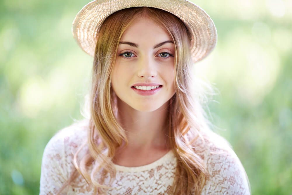 blond-haar