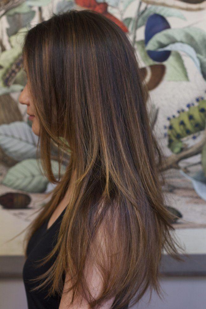 bruine-balayage-haarkleuren