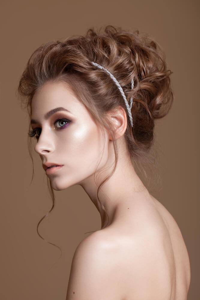 caramel-haarkleur