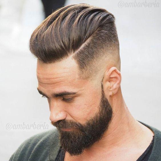mannenkapsel-baard-fade