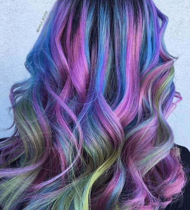 mermaid-hair-kayla-boyer-felle-haarkleuren