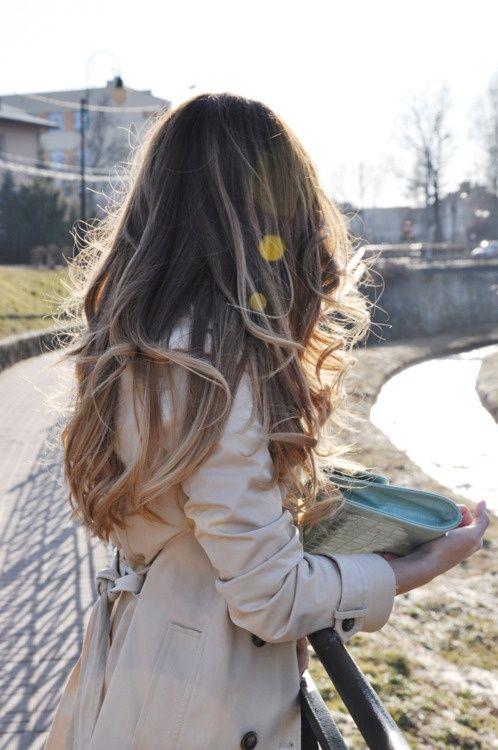 ombre-haarkleuren