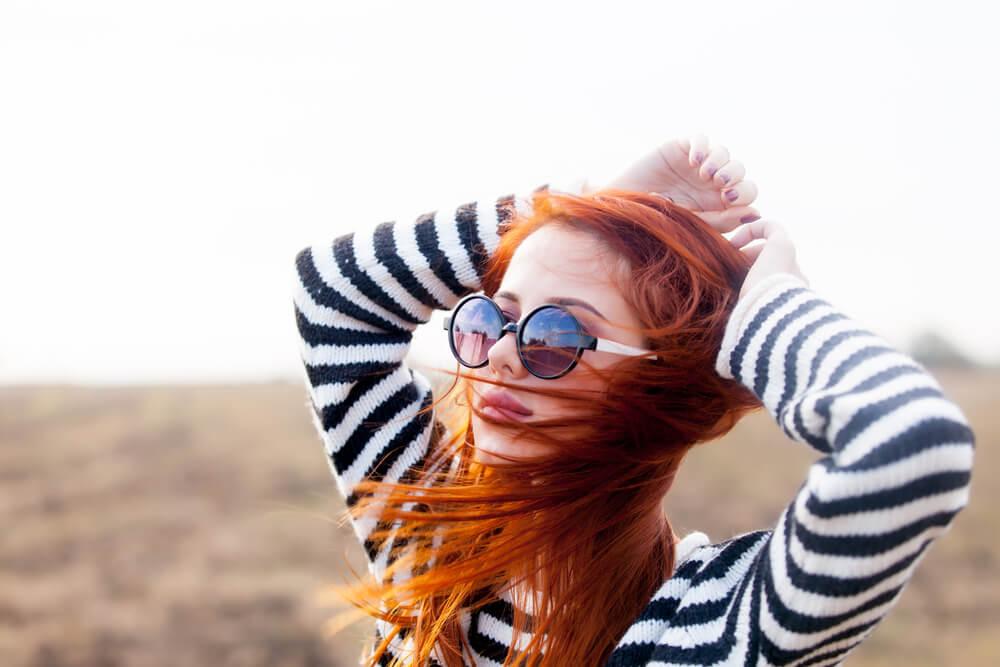 oranje-haar