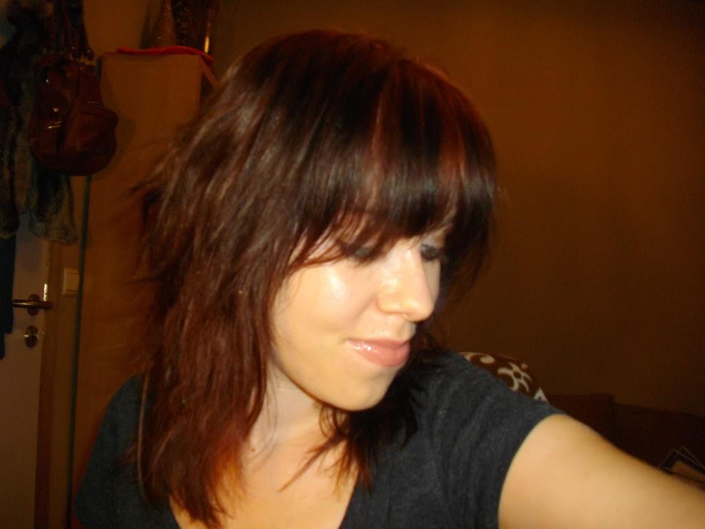 rood haar red hair