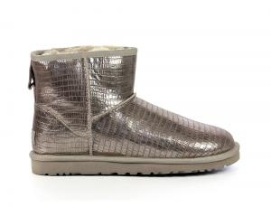 Uggs-mini-lizard-silver