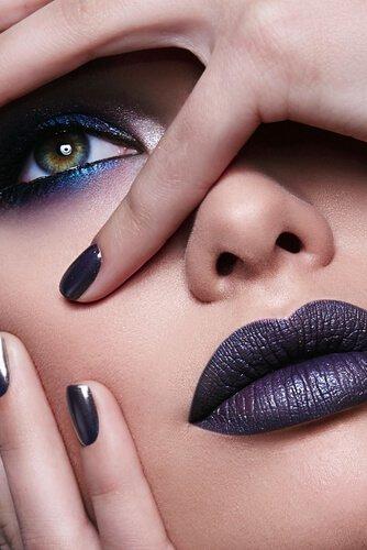 dark-red-lipstick