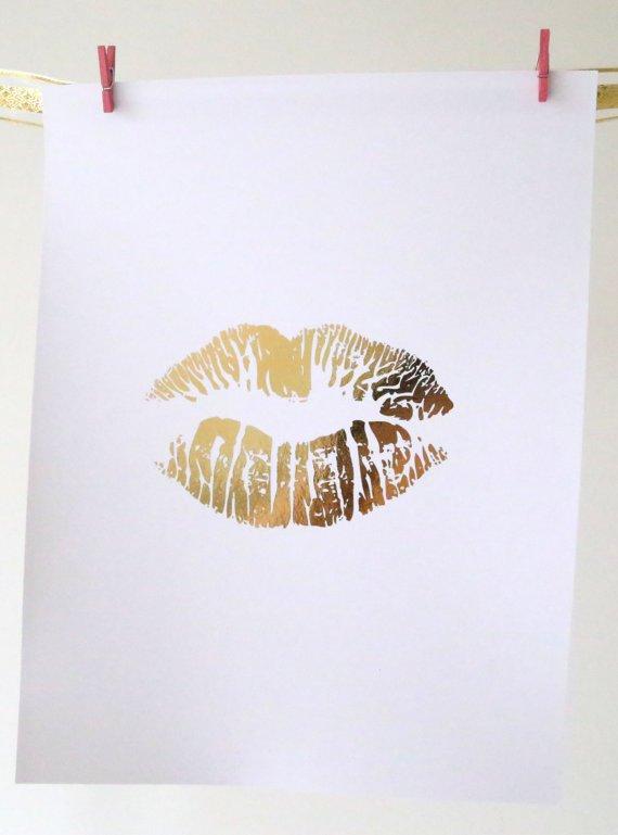 gold-foil-print