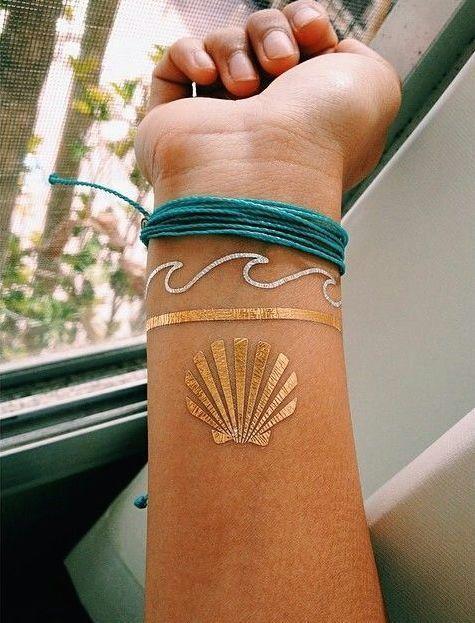 golden-tattoos-shell