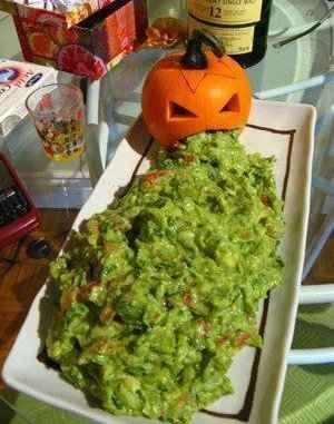 halloween-food-guacamole