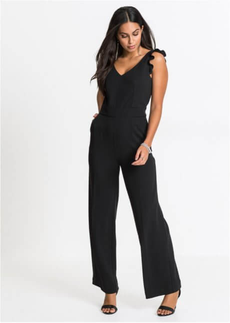 jumpsuit-zwart-gekleed