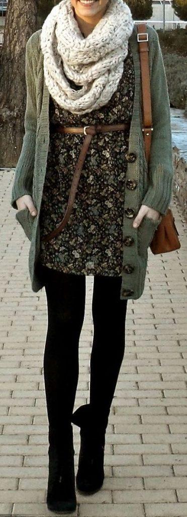 jurk-dragen-herfst