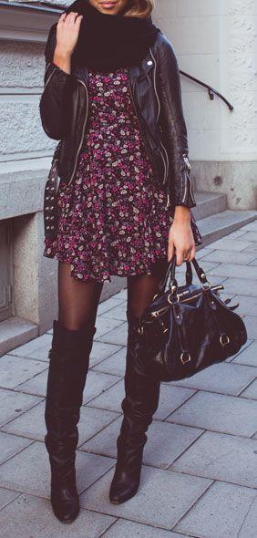 jurk-herfst