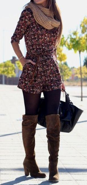 jurken-dragen-in-herfst