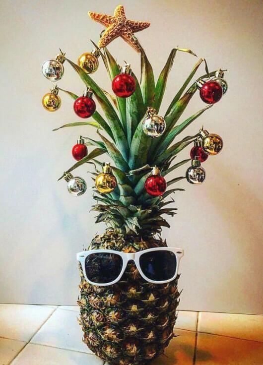 kerst-ananas