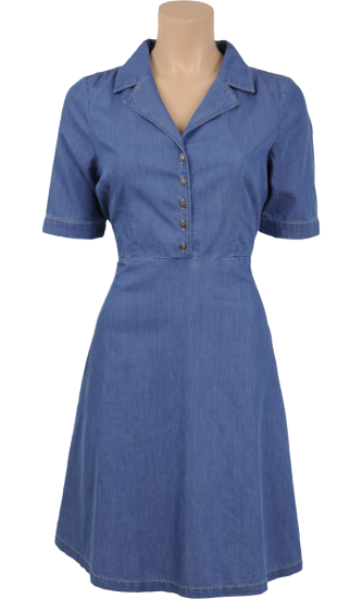 king-louie-diner-dress-chambray