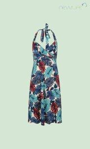 kinglouie-neck-knot-dress-tropicana