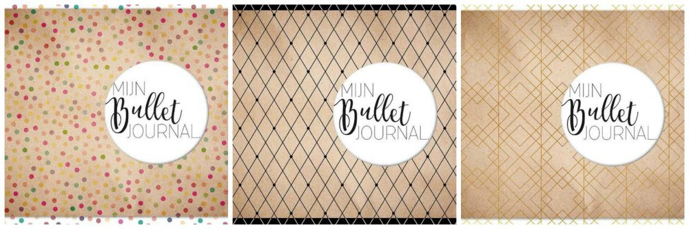 mus-bullet-journal-bujo-korting