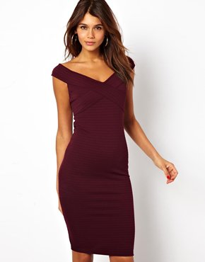 off-shoulder-pencil-dress