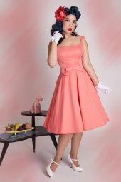 Pin-up-jurkje-bettie-page-swing-dress