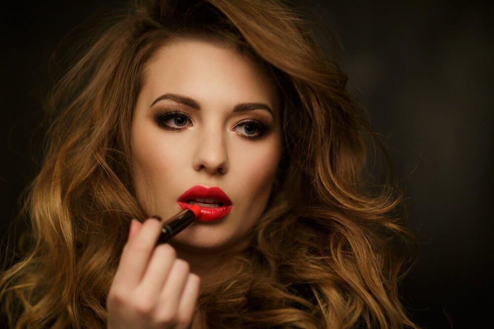 rode-lippen-donkere-kleuren