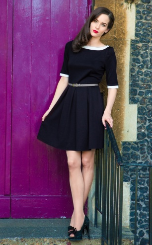stroppy-cat-navy-swing-dress