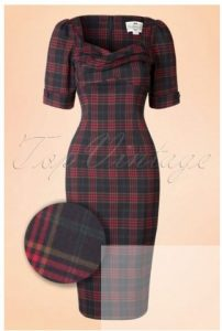 tartan-dress