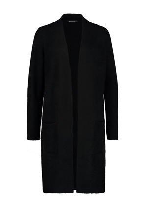 expresso-gemeleerd-vest-met-wol-zwart-zwart-8720019056899