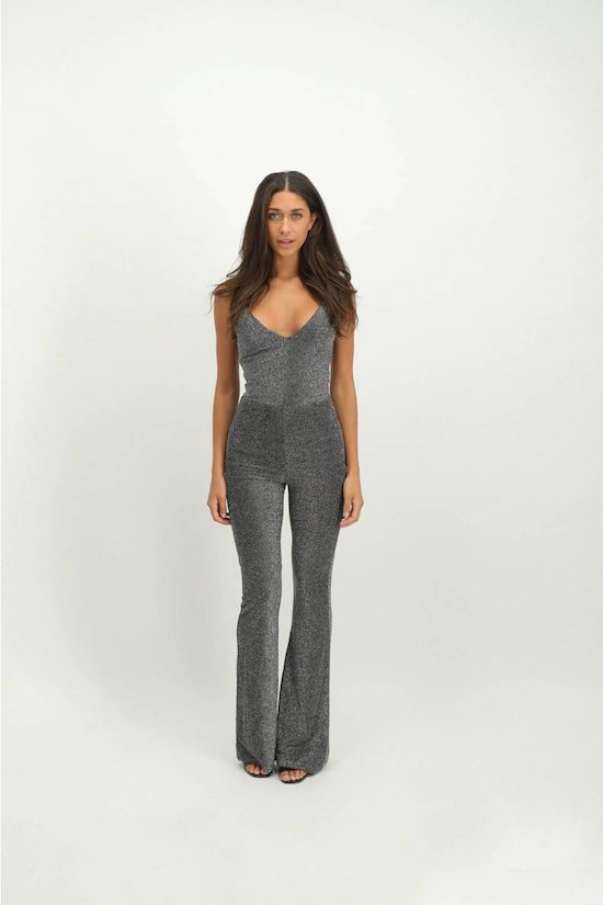 lofty-manner-jumpsuit-salena-zilver-zilver-6011400024088