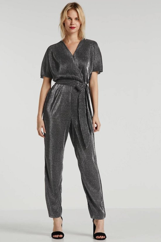 soaked-in-luxury-jumpsuit-zwart-grijs-zwart-5714344207036