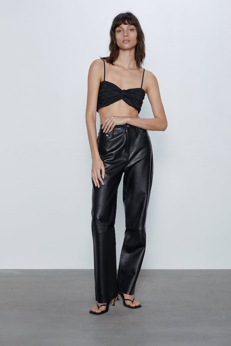 fashiontrends-2020-cropped-leren-broek