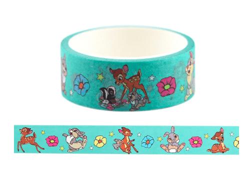 bambi washi tape