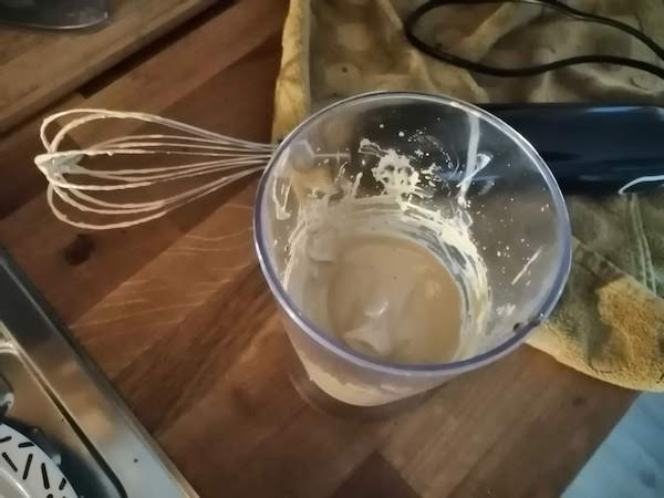dalgona-koffie-recept
