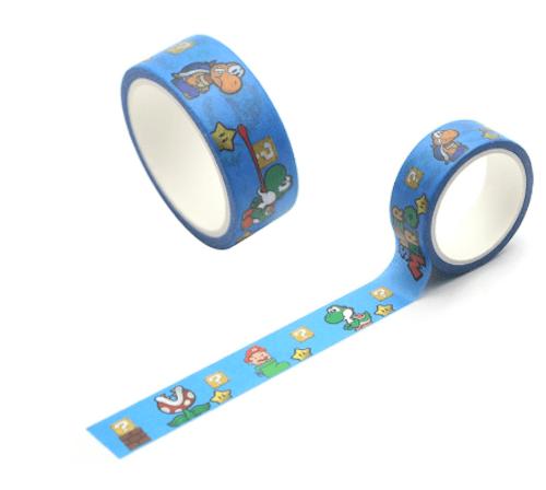 mario-washi-tape